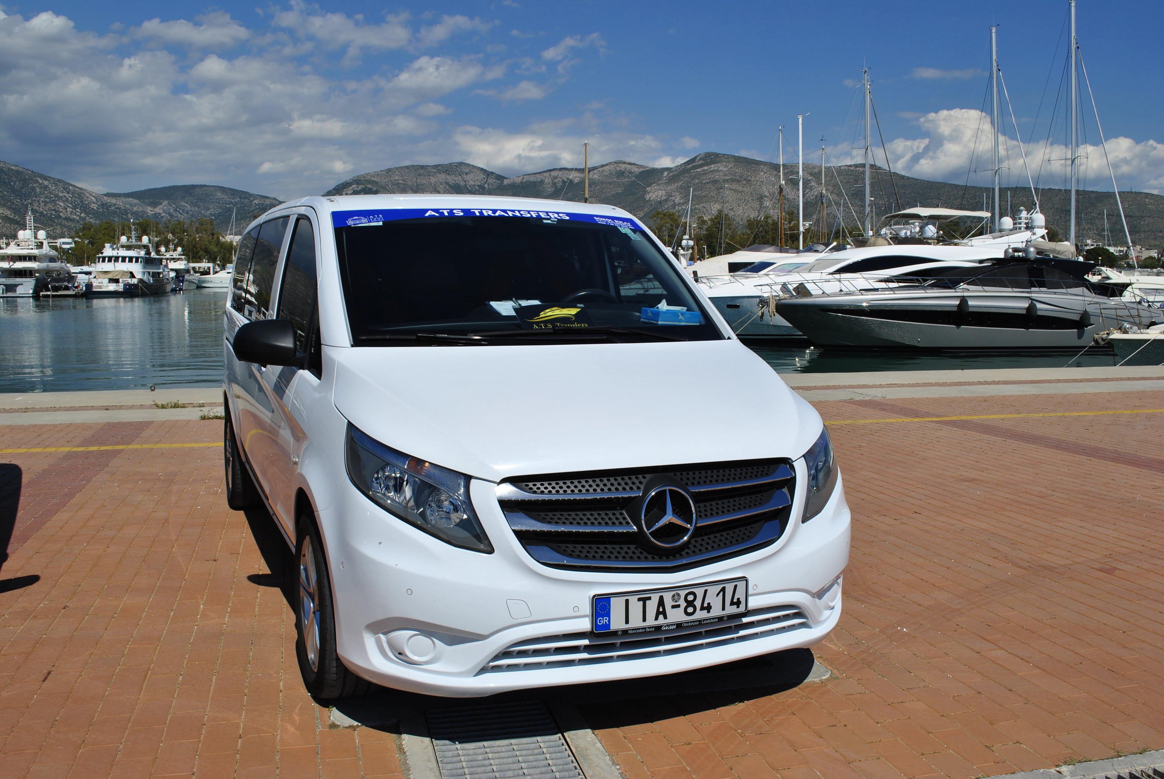 Athens Mini Van